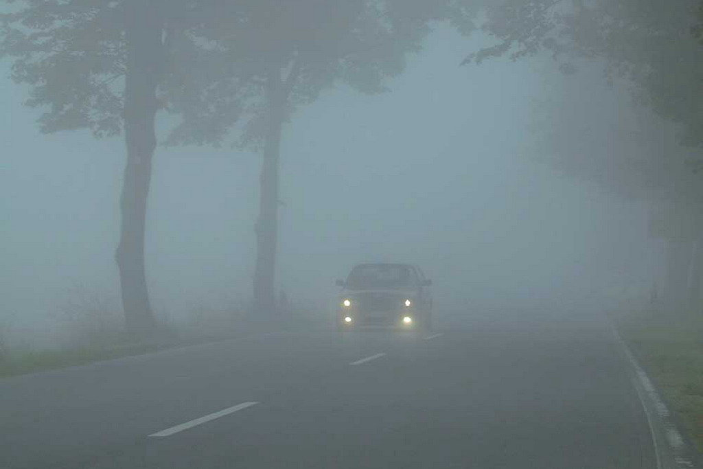 Картинки по запросу туман на дорогах