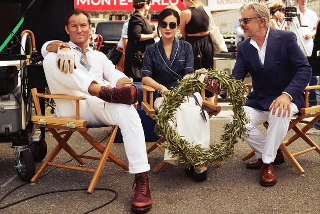 Джуд Лоу снялся в короткометражке «Пари джентльменов»