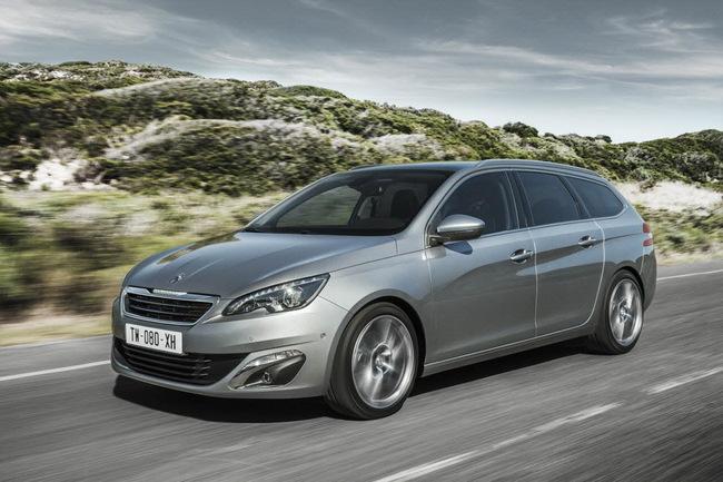 Не пропустите осенний ценопал от Peugeot