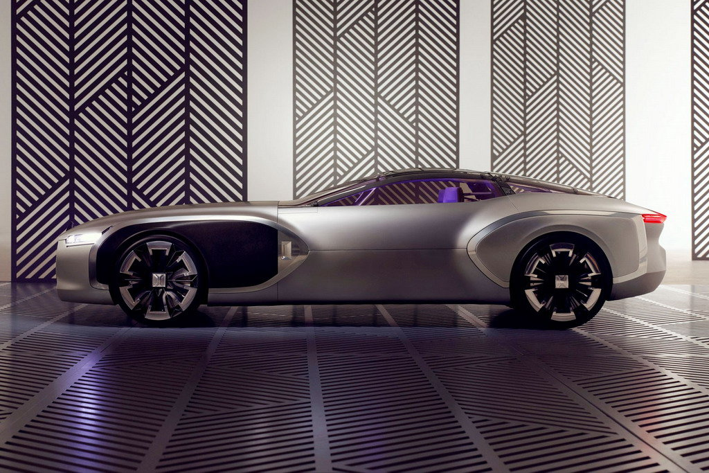 Renault Coupe Corbusier