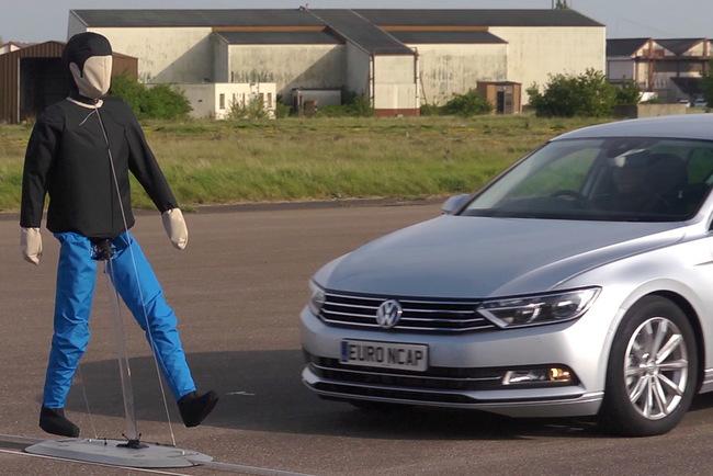 Euro NCAP вводит новый вид испытаний автомобилей