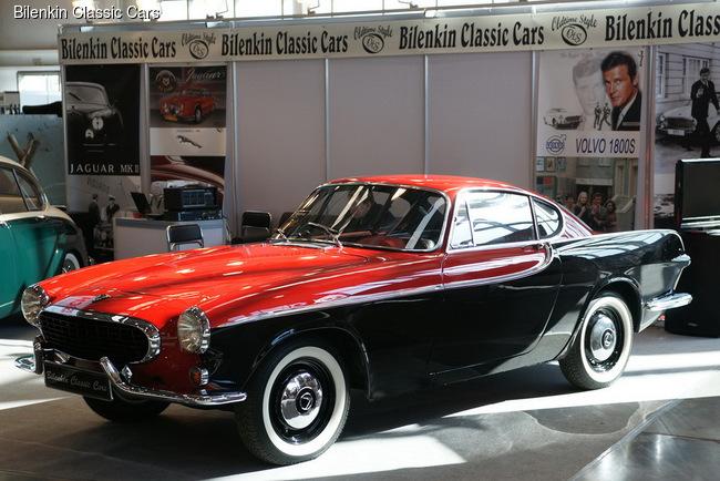 Компания Bilenkin Classic Cars показала спортивное купе Vintage