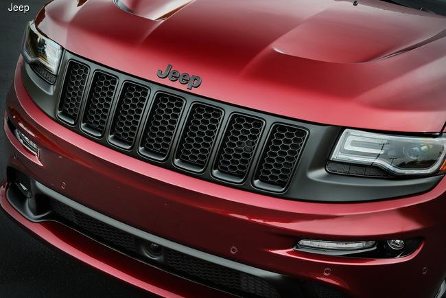 На автошоу в Лос-Анджелесе дебютировали два новых Jeep