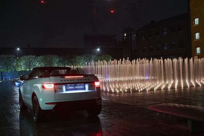 Range Rover Evoque Сonvertible