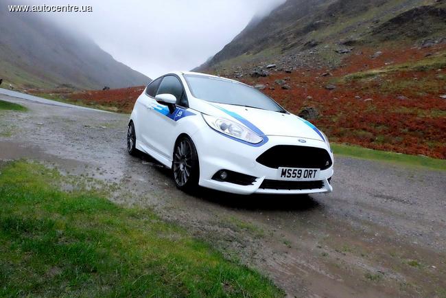 Британская компания М-Sport «прокачала» Ford Fiesta