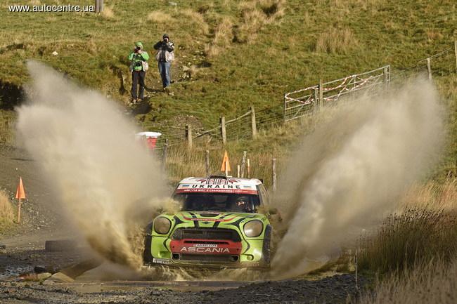 WRC 2: украинцы стали вице-чемпионами мира по ралли!