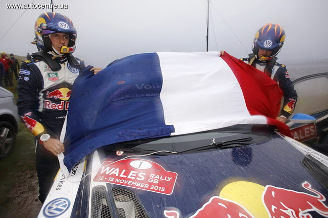 WRC, Ралли Уэльса: битва за серебро!