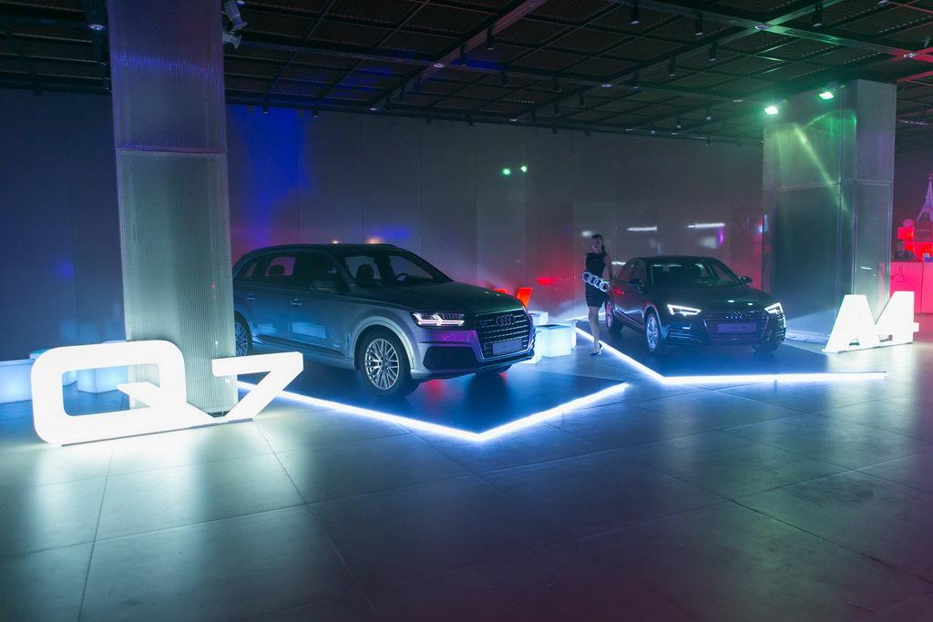 Audi A4 – долгожданная новинка уже в Украине