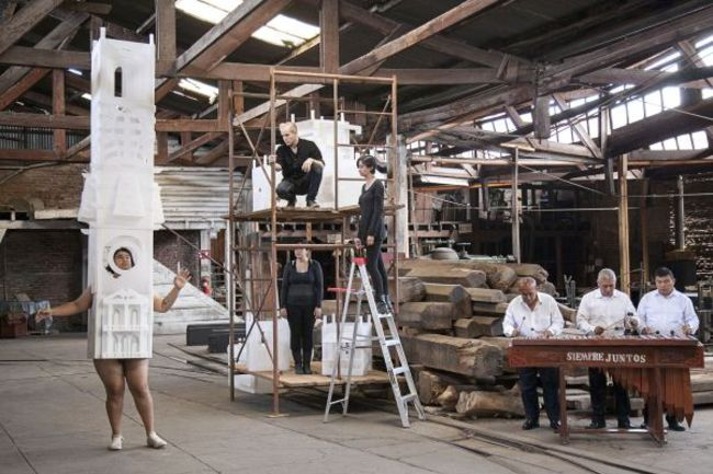 Стартует арт-проект  BMW Tate Live 2015
