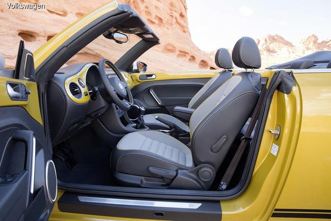 Volkswagen привезет в Лос-Анджелес версию Beetle Dune