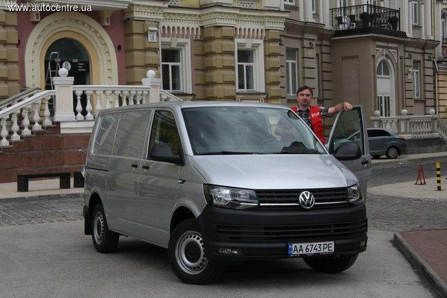 Volkswagen Transporter cтал «Международным фургоном 2016 года»
