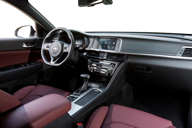 Kia Optima получила звание «Лучший автомобиль для покупки»