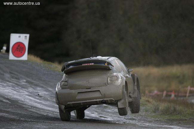 WRC: Citroen выбирает ралли, но лишь с 2017 года!
