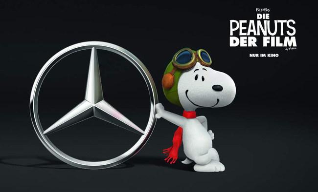 C управлением Mercedes-Benz V-Class справилась даже собака