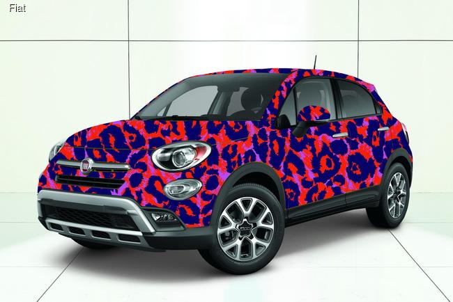 Fiat показал в Лос-Анджелесе два концепта