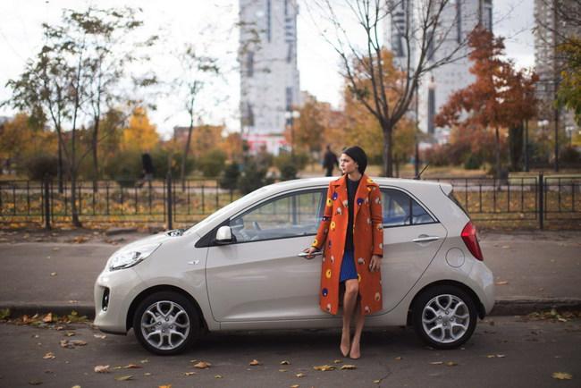 KIA в Украине объявляет результаты конкурса «Miss KIA Picanto»