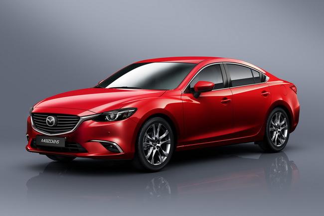 Mazda6 с дизельным мотором – уже в Украине