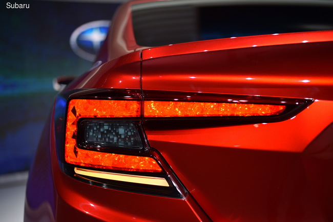 Subaru Impreza предстал в концептуальной ипостаси