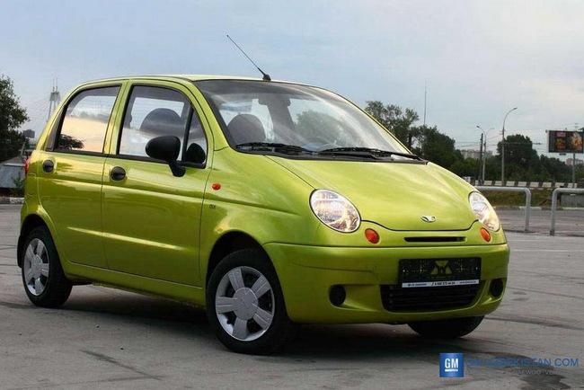Автомобили UZ-Daewoo могут покинуть украинский рынок