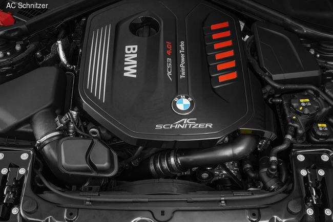 AC Schnitzer подготовил пакет доработок для BMW 3-Series