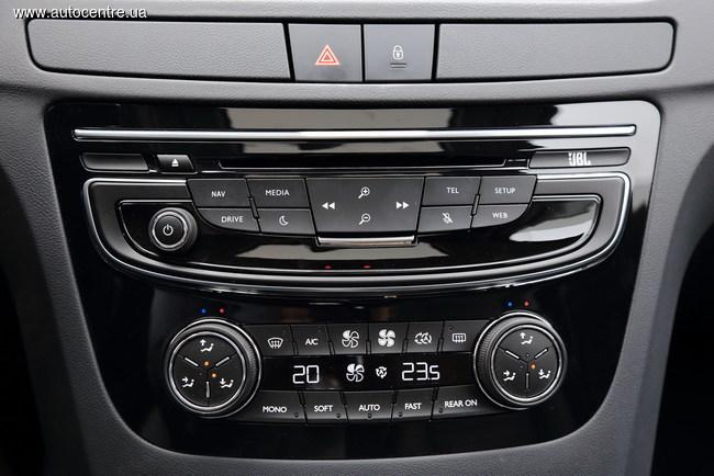 У нас на тесте: обновленный Peugeot 508 2,0 HDi