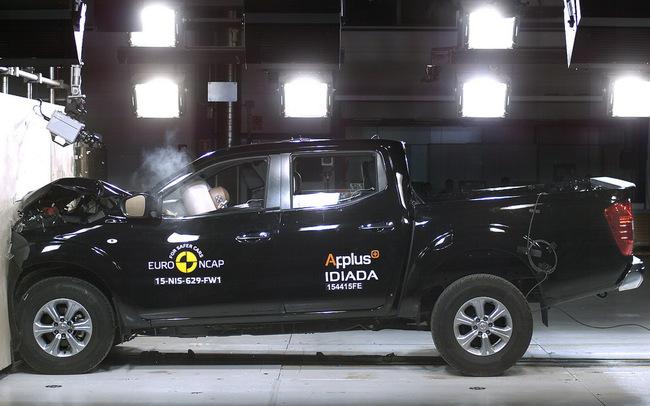 Euro NCAP разбила 15 новых моделей автомобилей