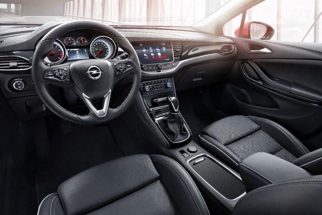 Группа компаний «АИС» начала прием заказов на новое поколение Opel Astra