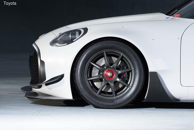 Toyota подготовила гоночное купе S-FR