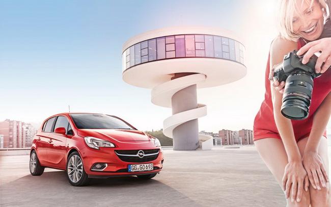 Купить новый Opel в «АИС» теперь можно на 50 000 грн. выгоднее
