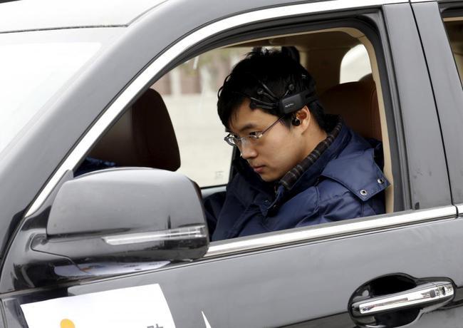 В Китае разработали автомобиль, управляемый силой мысли