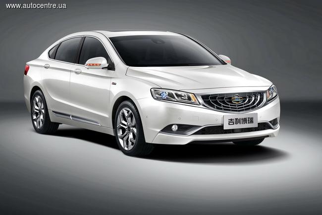 Когда лучший автомобиль Китая приедет в Украину?