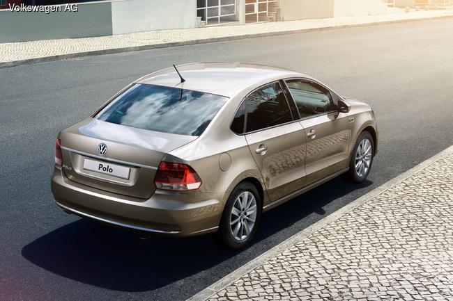 Volkswagen Polo Sedan: претендент на звание «Авто года в Украине 2016» в малом классе