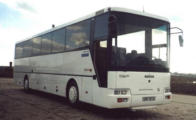 туристический автобус особо большого класса А174