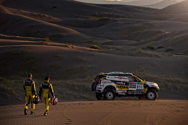 Renault Duster – к Дакару готов (+ВИДЕО)