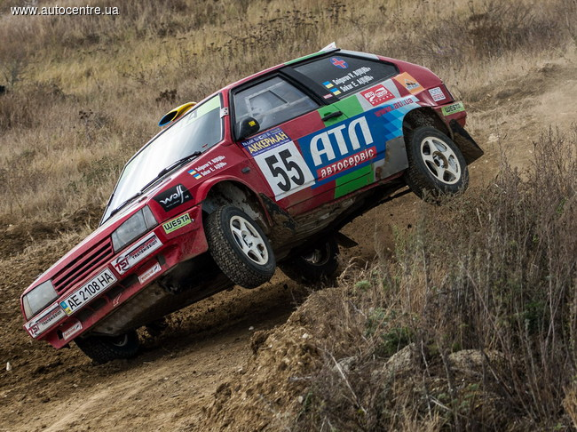 Тест-пилот «Автоцентра» Евгений Сокур выиграл титул Чемпиона Украины