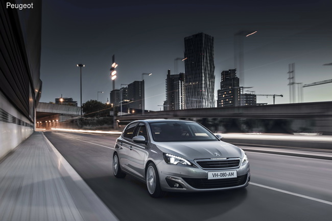 Претендент на звание «Автомобиля года в Украине 2016» в компактном классе: Peugeot 308