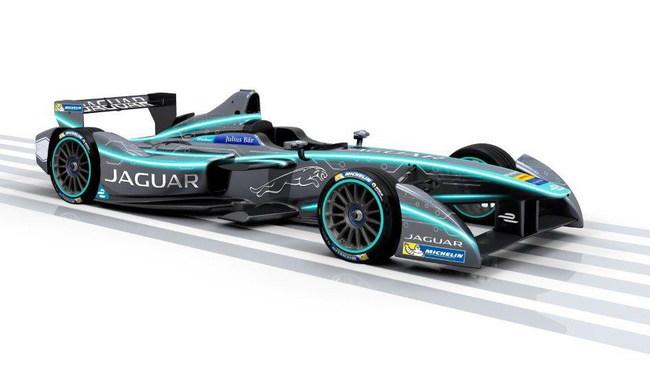 Jaguar возвращается в мировой автоспорт – с электрическим болидом
