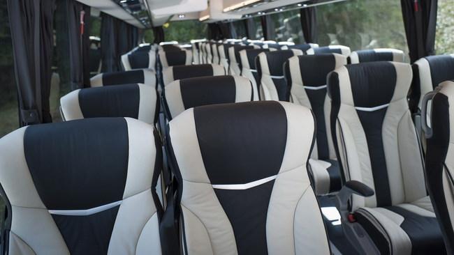Irizar презентовал люксовый автобус i8