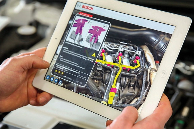 Вosch внедряет онлайн-сервисы для автовладельцев