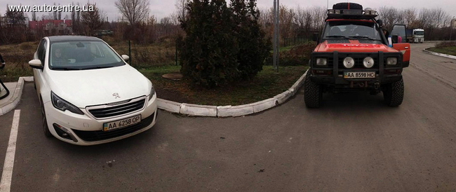 Peugeot 308 1.6 THP Allure: приключения которые ему и не снились