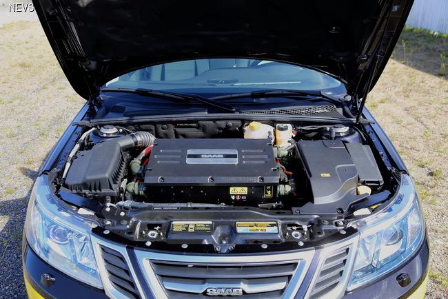 SAAB выпустит 150 тысяч электромобилей для Китая