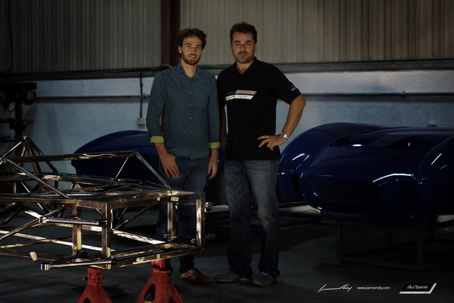 В ОАЭ появился новый производитель спорткаров