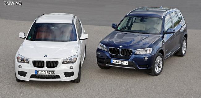 Опыт эксплуатации: кроссоверы BMW X1 (E84) и X3 (Е83, F25)