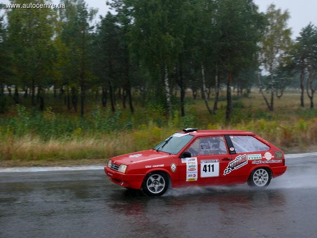 Чемпионат Украины по кольцевым гонкам: новые горизонты