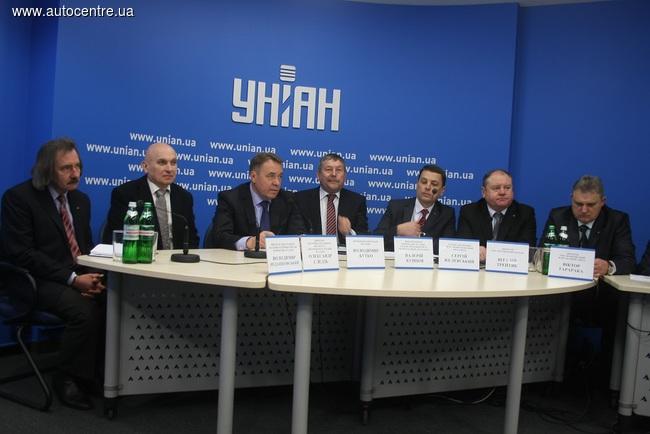 Пресс-конференция корпорации «Эталон»