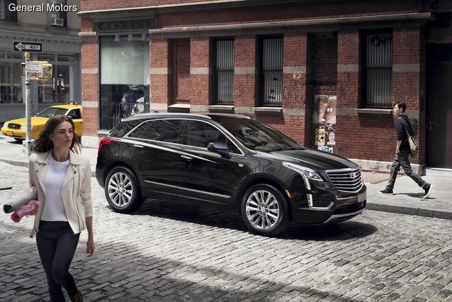 Cadillac создаст компактный кроссовер