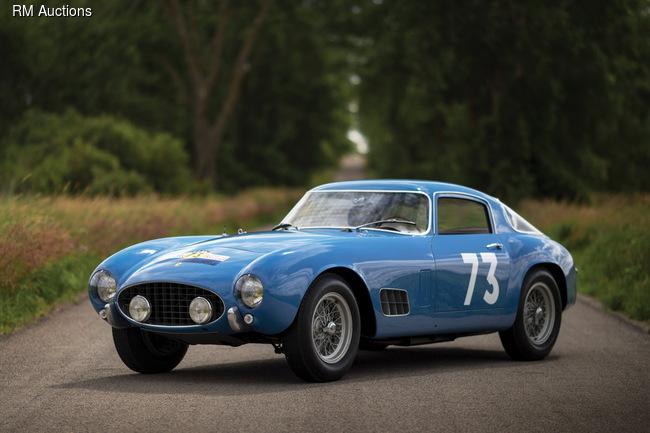 Топ-5 самых дорогих ретроавтомобилей аукциона в Монтерее