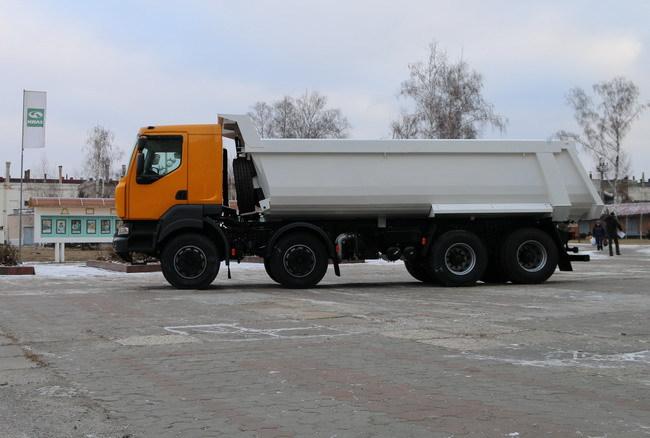 КрАЗ-7233С4