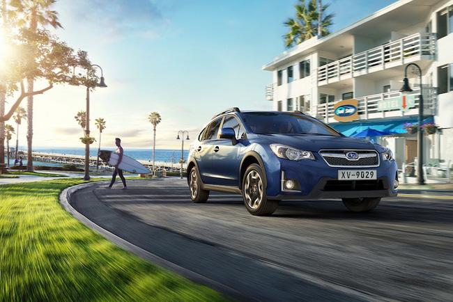 В Украине стартовали продажи обновленного Subaru XV