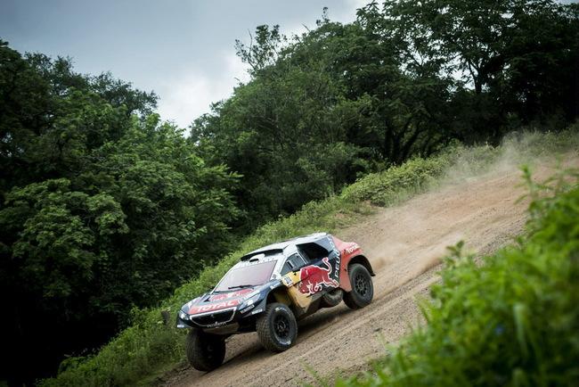 Дакар 2016: Peugeot 2008 DKR